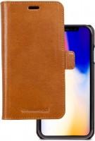Dbramante1928 iPhone Xr 2-in-1 Wallet Case Lynge Tan