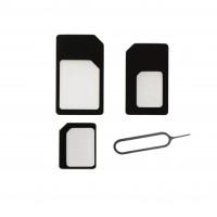 BeHello SIMcard Adapters (SIM/Micro SIM/Nano SIM)